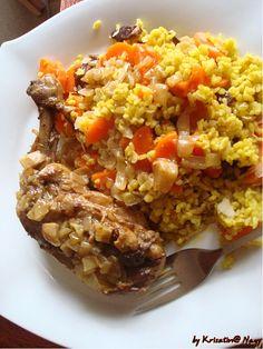 Kriszta konyhája- Sütni,főzni bárki tud!: Marokkói csirke és ajándékaim a gyerekeknek