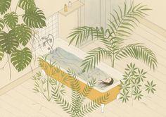 muun x iGNANT: Illustrated Interview – iGNANT.de