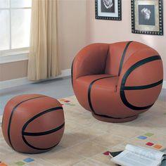 basket ball themed comforters | Basketball Bedroom Furniture Chair Basketball Bedroom Furniture