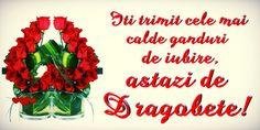 Va doresc un Dragobete Fericit! I Love You, My Love, Something Special, Valentines, Day, Valentine's Day Diy, Te Amo, Je T'aime, Valentines Day