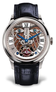 Humanoid Face | Julien Coudray 1518