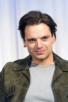 Sebastian Stan during the 'Captain America: Civil War' film photocall in Los Angeles, California on April 10, 2016.