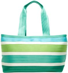 Harveys Seatbelt bag: hampton lg carryall in sea sprite
