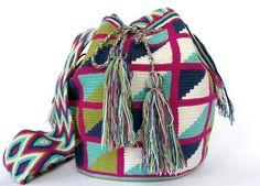 Bezaubernde Wayuu Taschen bei - Kogi Accessoires