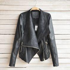 2014 leather clothing female short design slim coat PU leather jacket women free shipping