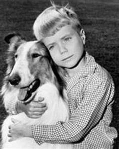 Lassie and Timmy, one of my very favorite shows as a child!