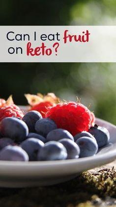Can I eat fruit on keto?   Healthy Gamer Girl