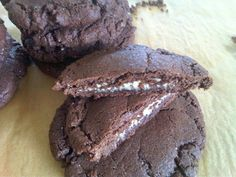 Branch Habitat: chocolate peanut butter surprise cookie-gluten free
