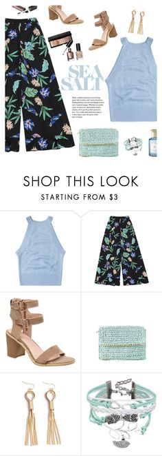"""Untitled #277"" by craftsperson ❤ liked on Polyvore featuring Bobbi Brown Cosmetics, Shay & Blue and happyhour"