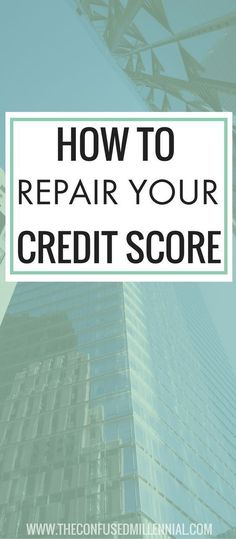 When do you need credit repair? The moment your credit score is anything less than 600 points because this could make it difficult for you to apply for a loan. If it just so happens that your credit score falls below the minimum, Check Your Credit Score, Free Credit Score, Fix Your Credit, Improve Your Credit Score, Build Credit, Credit Agencies, Best Interest Rates, Credit Bureaus, Credit Rating