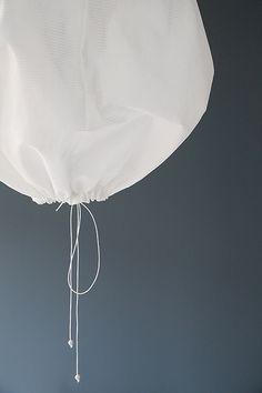 Kuu lamp white by Kerstin Sylwan & Jenny Stefansdotter for Hem.