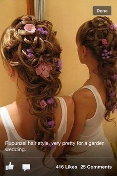 How my Princess Aurora will have her hair done