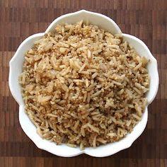 Cookistry: Rice-i-Noa - a healthier alternative to a familiar box