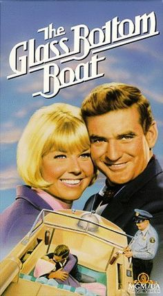 The Glass Bottom Boat is an 1966 American romantic comedy movie directed by Frank Tashlin; the film also features music. Doris Day and Rod Taylor were the leads, with assistance from actors Arthur Godfrey and Paul Lynde.