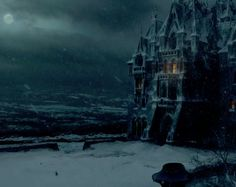 crimson peak house - Google Search