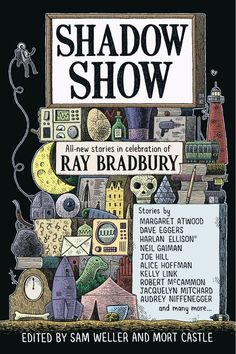 """""""The Man Who Forgot Ray Bradbury"""" - a Neil Gaiman short story in honor of the Great Author"""