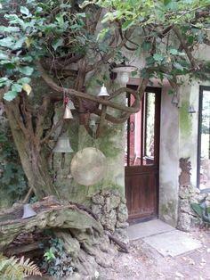 Garden_Villa Miani Calabresi_ Santa Maria La Longa_Italy