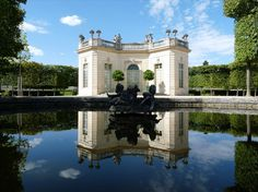 Throughout the gardens are lovely bits of bliss such as the Pavillon Français (French Pavilion) Le Petit Trianon