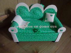 sillones de goma eva