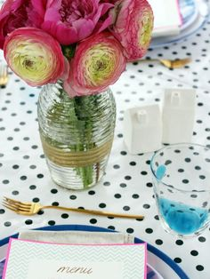 Petite and Personalized  - 15 Centerpieces for Any Occasion  on HGTV