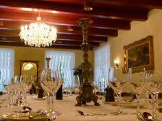 Dineren in Landhuis de Oliphant