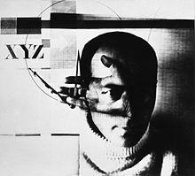 El Lissitzky – Autorretrato O Construtor, 1925.