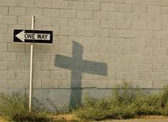 There is one way, and only one, Out of our gloom, and sin, and care, To that far land where shines no sun Because the face of God is there.  There is one truth, the truth of God, That Christ came down from Heav'n to show, One life that His redeeming blood Has won for all His saints below.  O way divine, through gloom and strife, Bring us Thy Father's face to see; O heav'nly truth, O precious life, At last, at last, we rest in Thee.