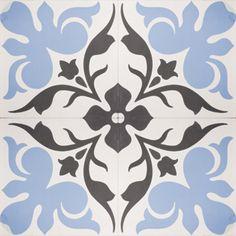 VN Azule 22* Portugese cementtegel van Designtegels.nl