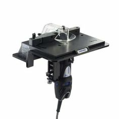 Dremel 231 Shaper/router Table Rotary Tools Power Home Garden for sale online Dremel Router, Dremel 4000, Dremel Drill, Dremel Rotary Tool, Dremel Bits, Dremel Carving, Woodworking Power Tools, Woodworking Projects, Router Tables For Sale