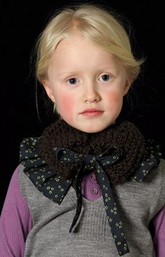danish children, the rosey cheeks of the scandinavians of all countries are so healthy looking...