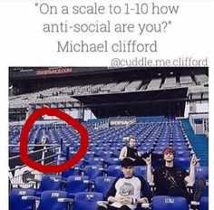 I am Michael >>> So am I. I am Michael. He is me. We are one.