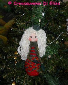 Buona giorno. Natale alle porte  #goodmorning https://www.etsy.com/shop/CREASOUVENIR #handmade #fimo #charme  #arte  #kawaii #disney #go #kids #girl  #cosplay #natale #pallinedinatale #cuter#goodmorning #go #genova #merrychristmas #happy #pandizenzero #kawaiigirl #angel #shrek #navidad #natale2017 #lana #bambole #dolls #crafts #saylormoon #angeli