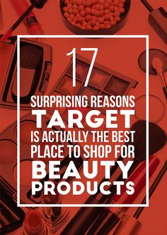 17 Surprising Things You Need To Know About Target's Beauty Aisle