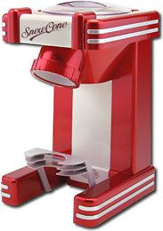 Single Snow Cone Maker  $30, BestBuy