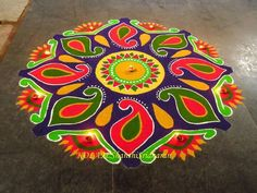 Rangoli....art work...