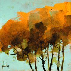 Seven trees   by Paul Steven Bailey