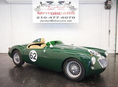 Every Morning a Standing Start – 1959 MG MGA - SCD Motors - The Sports, Racing and Vintage Car Market