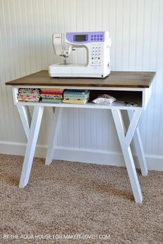 Take a look at the top 5 Things Every Sewing Space Needs....