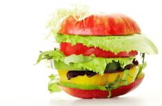 Make A Healthy Burger With Lean Chicken or Salmon A Brown Bread Bun & A Healthy Handful Of Salad Big Mac, Banane Plantain, Ripe Plantain, Healthy Eating Recipes, Veggie Recipes, Cooking Recipes, Healthy Food, Free Mcdonalds, Lower Cholesterol Diet