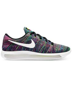 Nike Women's LunarEpic Low Flyknit Running Sneakers from Finish Line