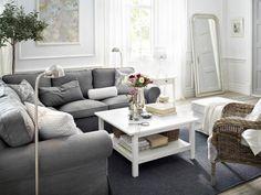 Ektorp Corner Sofa-25 Affordable IKEA Seating Furniture for Trendy Living room Decoration