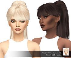 Maysims 134: Solids at Miss Paraply via Sims 4 Updates  Check more at http://sims4updates.net/hairstyles/maysims-134-solids-at-miss-paraply/