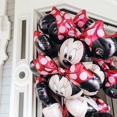 Disney Parks - Minnie Mouse:)