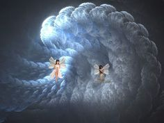 Hector Rios -ANGEL & CLOUD:::As we marvel the angel of the heavenly cloud. They messenger for the heaven from above....These spiritual creature are wonderful, astonishment, extraordinary, and  marvelous to the human souls.....The angel and the hidden cloud; They're inspiration to the songs of the oceanic sea echoing the sound of love to the men heart in the world of today.....WORD OF WISDOM....A twitter bird angel make this expression.....JUST BECAUSE I DON'T REACT DOESN'T MEAN I DIDN'T…
