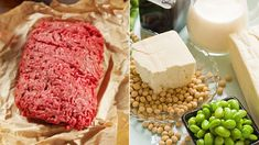 Sex hormones in your food: Health concerns over hormones injected into cows and hormones found naturally in soy may be more myth than fact, experts say.