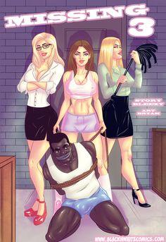 Missing 3 / Interracial comics