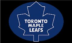 Ravelry: Toronto Maple Leafs Afghan pattern by Erin Swan Toronto Maple Leafs Wallpaper, Toronto Maple Leafs Logo, Wallpaper Toronto, Nhl Logos, Vancouver Canucks, Detroit Red Wings, Knitted Blankets, Leaves, Swan