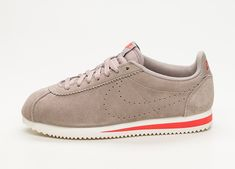 cac60ff0cce Nike Classic Cortez Suede (Sepia Stone   Sepia Stone – Habanero Red)