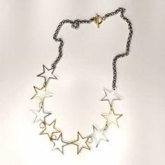 Stainless steel necklace - LALOU Stainless Steel Necklace, Silver, Jewelry, Jewlery, Jewerly, Schmuck, Jewels, Jewelery, Fine Jewelry