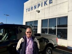 Rick Harris & the rest of the Turnpike Team wish to thank Johnny Evans for his support 😉👍 #TurnpikeFord